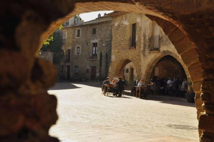 Medieval Villages Moderate Level Cycle Tour