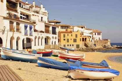 Best of Catalonia Moderate Level Cycle Tour