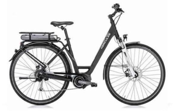 eTrekking Bike